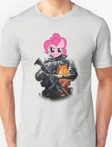Pinkie Pie War Pony T-Shirt