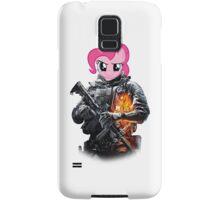 Pinkie Pie War Pony Samsung Galaxy Case/Skin