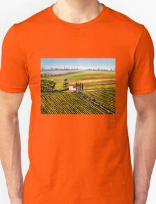 Tuscan Tranquility Unisex T-Shirt