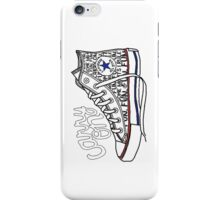Sneaker inspired Carry On case iPhone Case/Skin