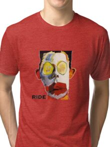 Going Blank Again Tri-blend T-Shirt