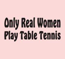 Table tennis One Piece - Long Sleeve