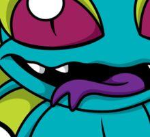 Cute Monster 1 Sticker