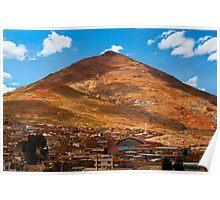 Cerro Rico. Poster
