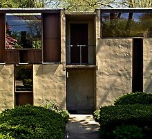 Louis Kahn House by cclaude