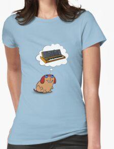 The Moog thinks of Moog Womens Fitted T-Shirt