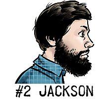 #2 Jackson Photographic Print