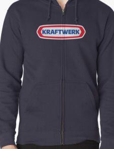 KraftWerk Zipped Hoodie