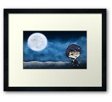 Chibi Bayonetta Framed Print