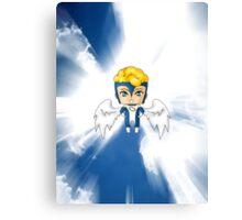 Chibi Archangel Canvas Print