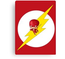 Chibi Flash Canvas Print