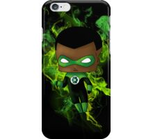 Chibi Green Lantern iPhone Case/Skin
