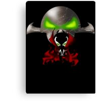 Chibi Spawn Canvas Print