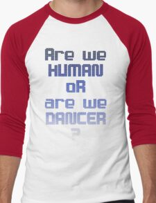 hum Men's Baseball ¾ T-Shirt