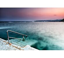 Merewether Steps Photographic Print