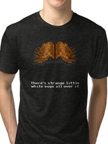 Monkey Island - Toupee Tri-blend T-Shirt
