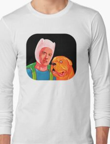 Furner And Jooch or Take And Hinn or Something Long Sleeve T-Shirt