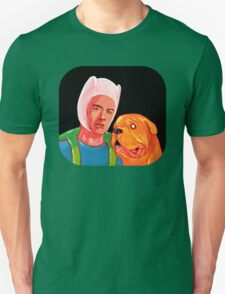 Furner And Jooch or Take And Hinn or Something T-Shirt