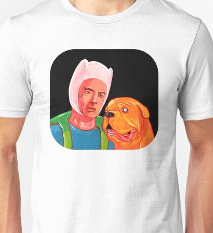 Furner And Jooch or Take And Hinn or Something Unisex T-Shirt