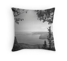 Sleeping Giant Provincial Park Throw Pillow