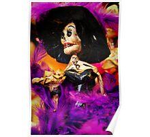 Dona de Los Muertos Poster