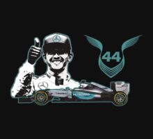 Lewis Hamilton, 2015 Formula 1 F1 drivers World Champion (B) by superpixus