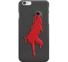 Bullet Hole and Blood iPhone Case/Skin