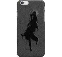 Bullet Hole and Black Blood iPhone Case/Skin
