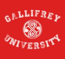 Gallifrey University One Piece - Short Sleeve