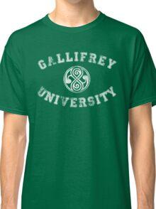 Gallifrey University Classic T-Shirt