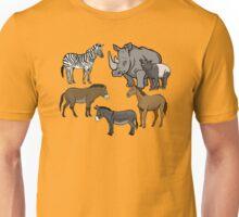 I Am Thankful For Odd-Toed Ungulates Unisex T-Shirt