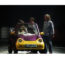 Top Gear Live 2012 Photographic Print