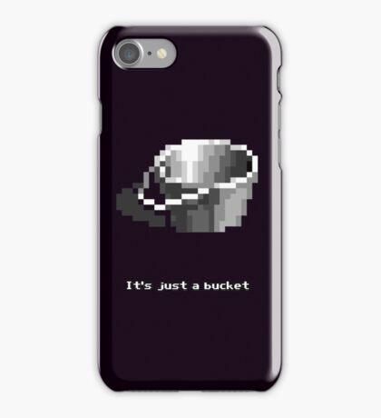 Monkey Island - Bucket iPhone Case/Skin