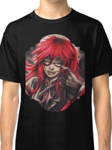Black Butler: Grell Classic T-Shirt