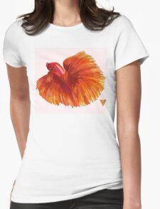 Betta Beauty Womens Fitted T-Shirt