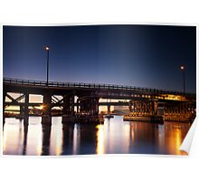 Under the Bridge // 1 Poster