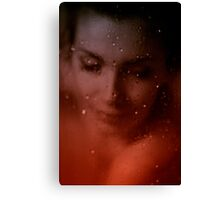 Movie Star from Hollwood. Canvas Print