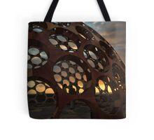 Sunrise Dome Tote Bag