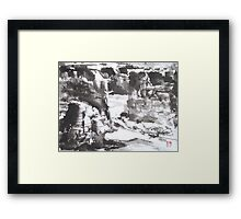 Canyon de Chelly, Navajo Nation, Arizona Framed Print