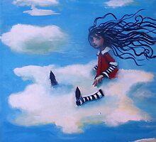 Cloud rider by Nicholas  Beckett