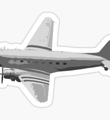 DC3, drawing mode Sticker