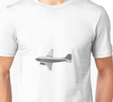 DC3, drawing mode Unisex T-Shirt
