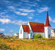 The Village Church by PhotosByHealy