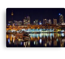 Sydney Fish Markets Canvas Print
