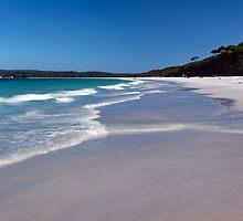 Hyams Beach, NSW by Malcolm Katon