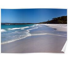 Hyams Beach, NSW Poster