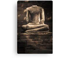 Headless Canvas Print