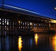 Under the Bridge // 10 by Evan Jones