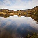 Bedlam Creek, NSW by Malcolm Katon
