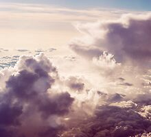 Somewhere above Asia by sssealegs